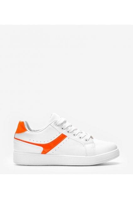 Dámske topánky tenisky biele kód 999-52 - GM
