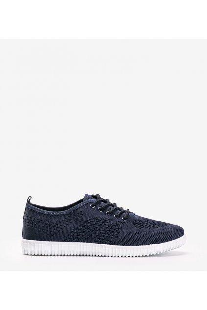 Dámske topánky tenisky modré kód 1026 NAVY - GM