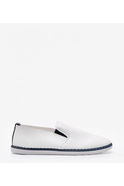 Dámske topánky tenisky biele kód AA620 - GM