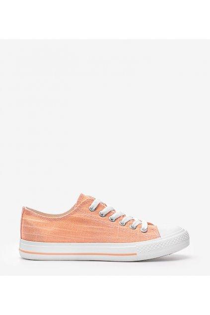 Dámske topánky tenisky ružové kód YL-20 - GM