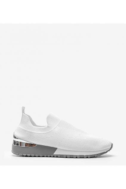 Dámske topánky tenisky biele kód 810-9 - GM