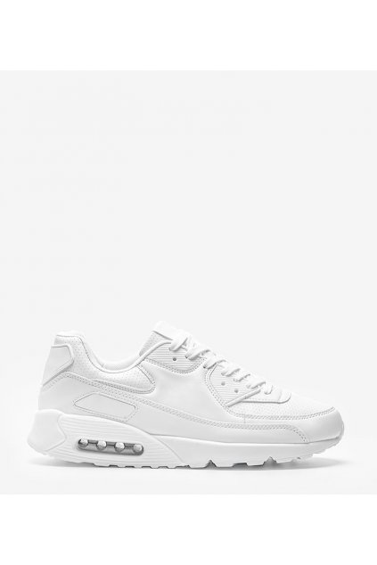 Pánske topánky tenisky biele kód M3W-3 - GM