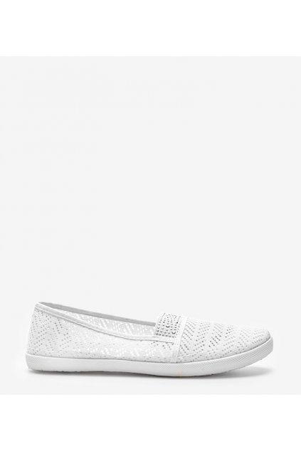 Dámske topánky tenisky biele kód HC-0311 - GM