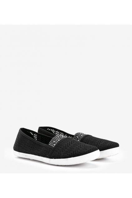 Dámske topánky tenisky čierne kód HC-0311 - GM