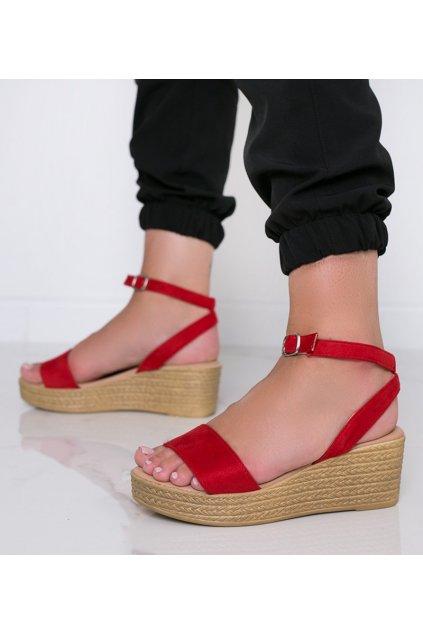 Dámske topánky sandále čierne kód 019-18 - GM