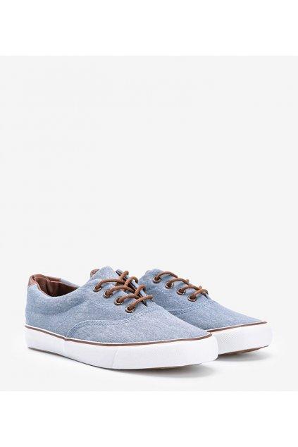 Dámske topánky tenisky modré kód DD-92B-39 - GM