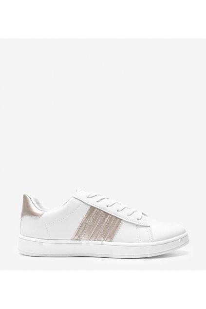 Dámske topánky tenisky biele kód DD2003-20 - GM
