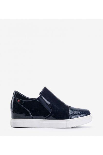 Dámske topánky tenisky modré kód 85999E-2 - GM