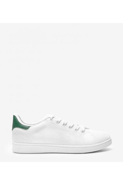 Dámske topánky tenisky biele kód HR61258 - GM