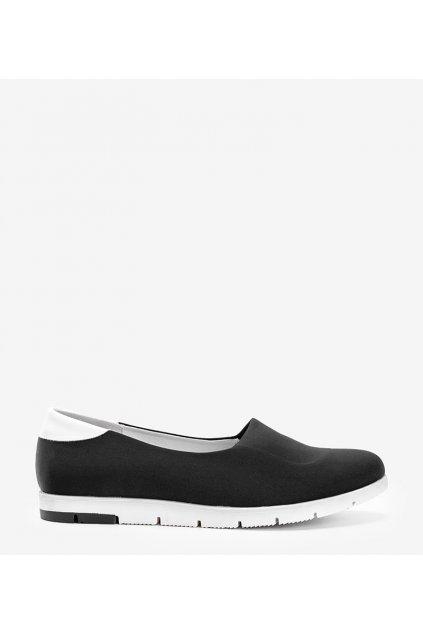 Dámske topánky tenisky čierne kód TL-42 - GM