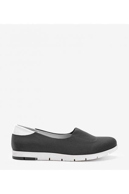 Dámske topánky tenisky sivé kód TL-42 - GM