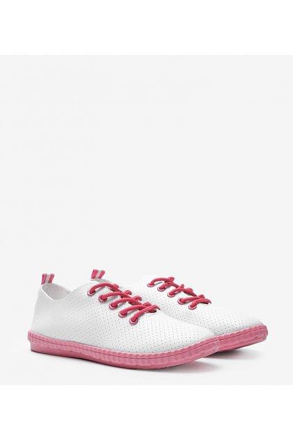 Dámske topánky tenisky biele kód DD1825A-14 - GM