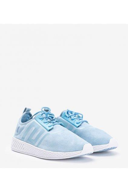 Dámske topánky tenisky modré kód 8186-12 - GM