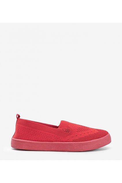 Dámske topánky tenisky červené kód XJ-2908 - GM