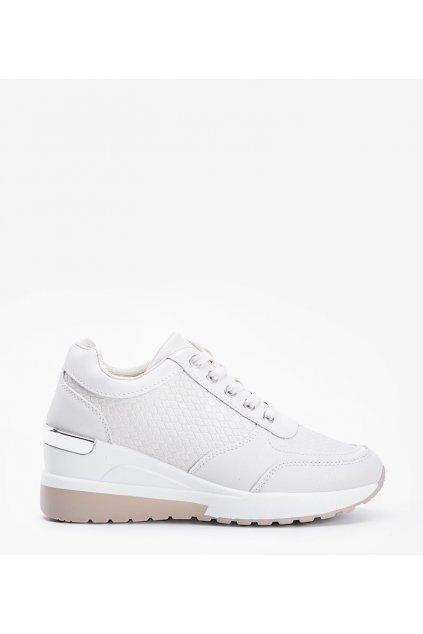 Dámske topánky tenisky hnedé kód TF-2252 - GM