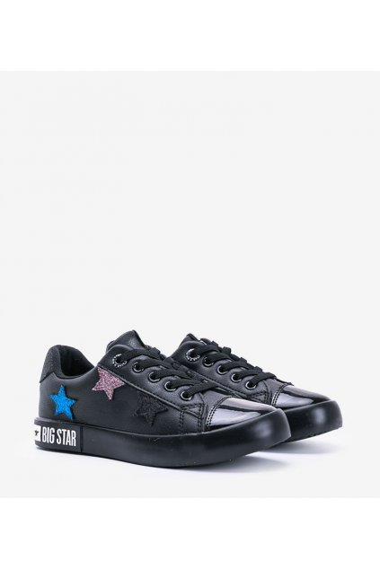 Dámske topánky BS čierne kód II374031 - GM
