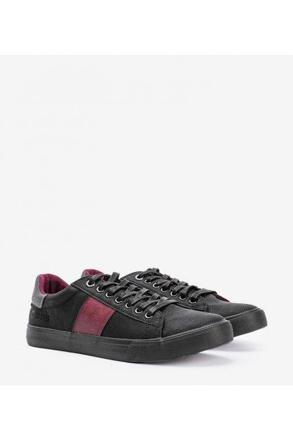 Dámske topánky BS čierne kód II174034 BL - GM