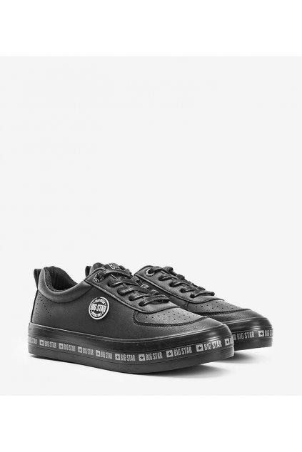 Dámske topánky BS čierne kód II274074 - GM