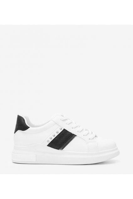 Dámske topánky tenisky biele kód 2027 - GM