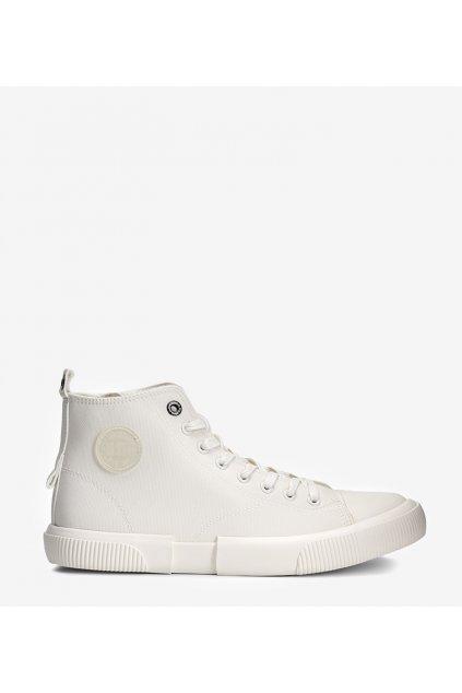 Dámske topánky BS biele kód II174024 WHITE - GM