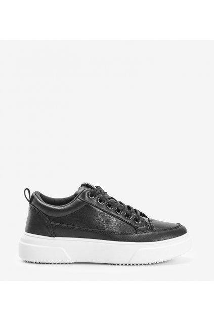 Dámske topánky tenisky čierne kód CZ-769 - GM