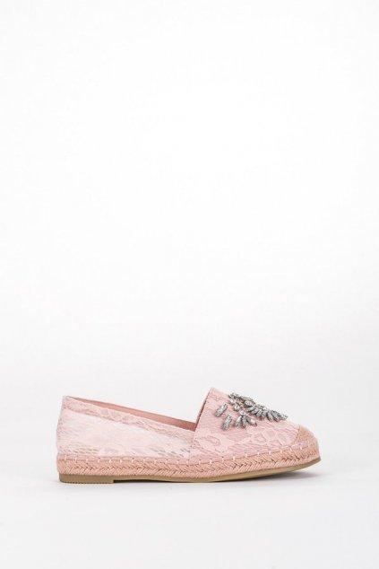 Dámske topánky espadrilky kód - GM