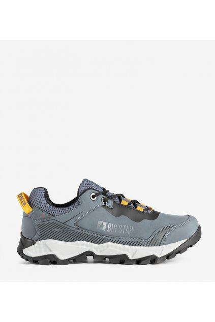 Pánske topánky tenisky modré kód II174138 - GM
