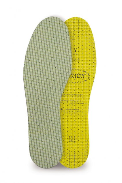 Vložky do topánok stielky kód CORBBY LATEX AROMAT