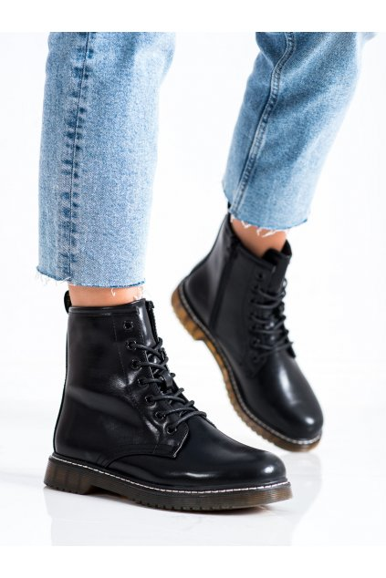 Čierne dámske topánky Evento kod 20BT35-3002B