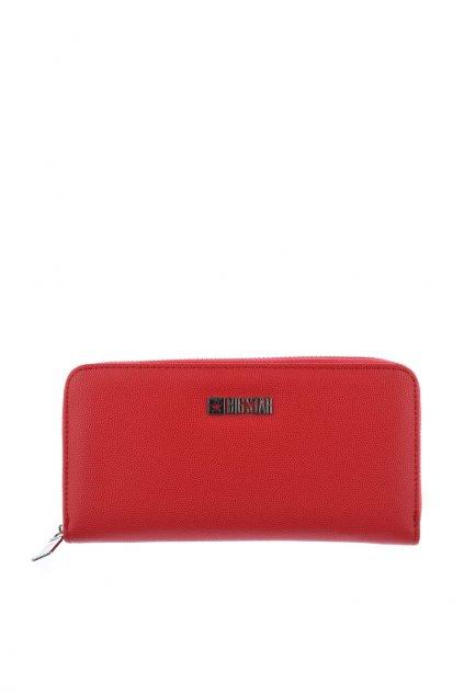 Peňaženka farba červená kód II674014 RED