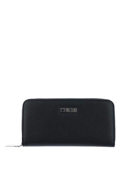 Peňaženka farba čierna kód II674013 BLK