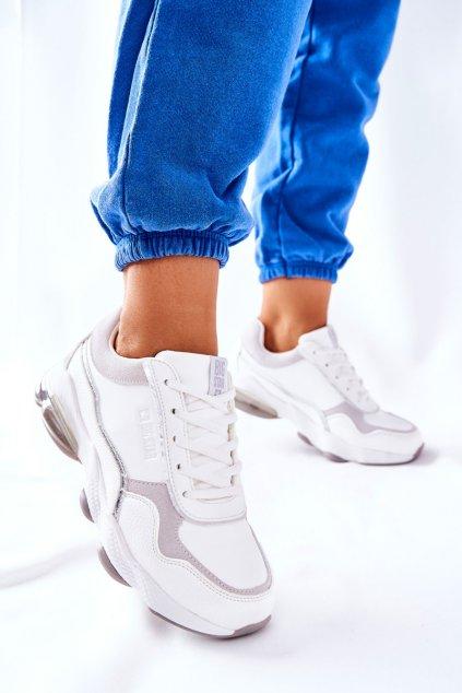 Dámske tenisky farba biela kód obuvi II274178 WHT
