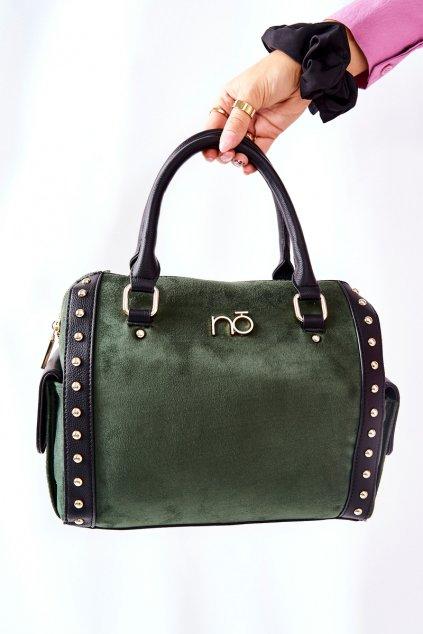 Dámska kabelka zelená kód kabelky NBAG-L1902-C008 GREEN