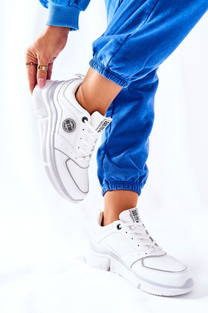 Dámske tenisky farba biela kód obuvi II274314 WHT