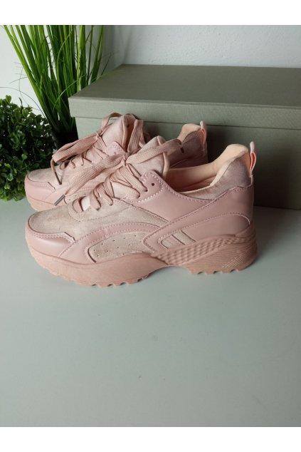Ružové tenisky NJSK H904P