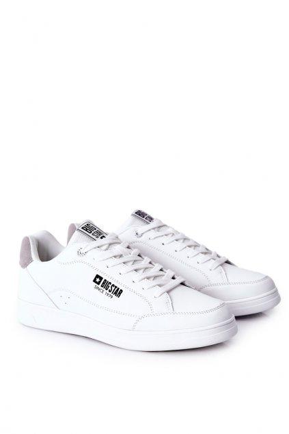 Biela obuv kód topánok II174170 WHT