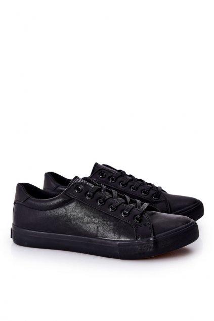 Čierna obuv kód topánok II174029 BLK