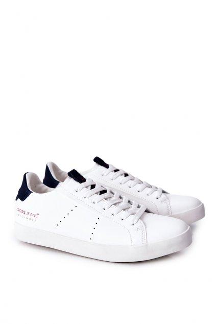 Biela obuv kód topánok II1R4012C WHITE