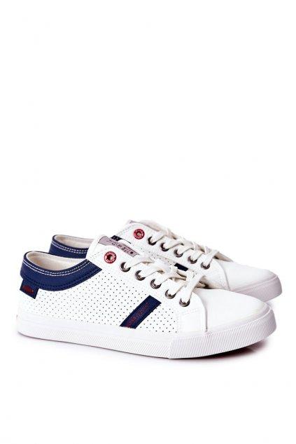 Biela obuv kód topánok II1R4005C WHITE