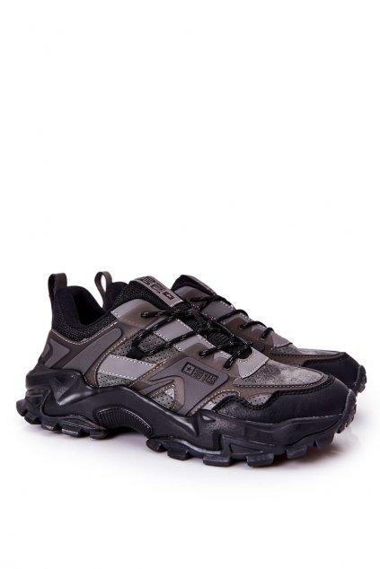 Čierna obuv kód topánok II174209 BLACK