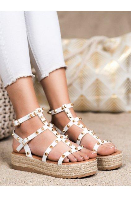 Biele dámske sandále Seastar kod ME01W