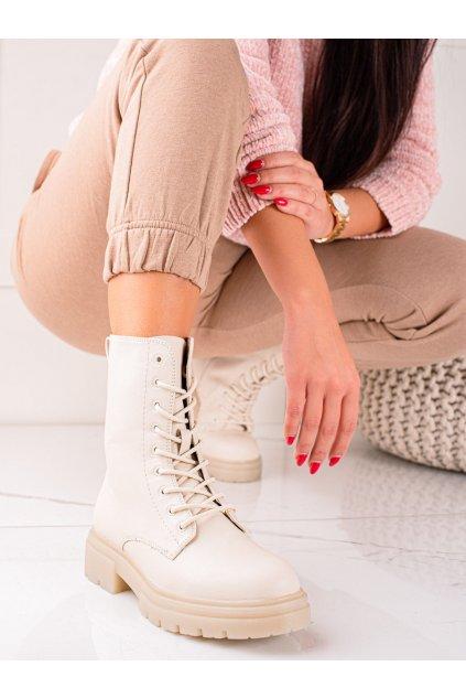 Hnedé dámske topánky Evento kod 21BT35-4235BE