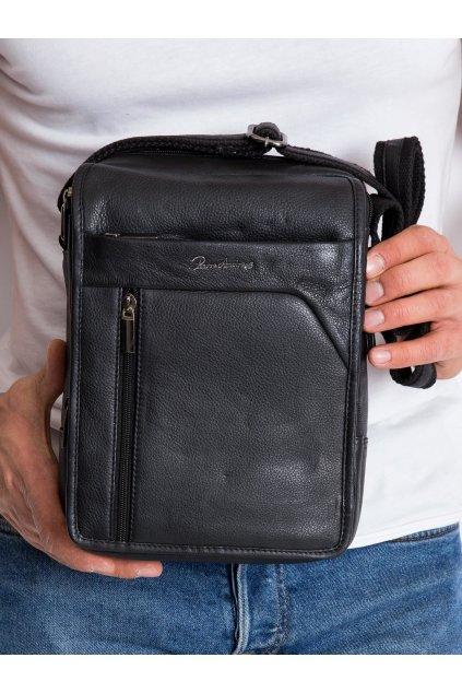 Pánska kabelka čierna kód CE-TR-5747-NDM-PA.97
