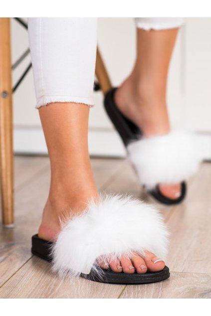 Biele dámske topánky na doma Bona kod RS-45W