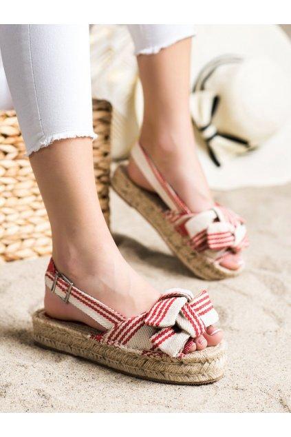 Viacfarebné dámske sandále Corina kod C9372RO
