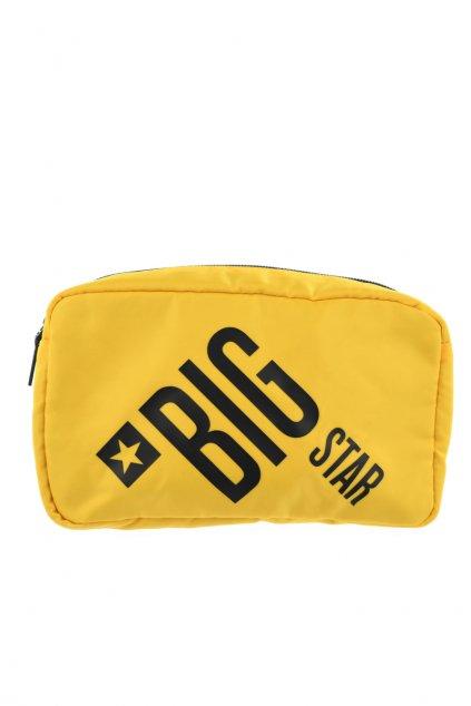 Dámska kabelka žltá kód kabelky II574035 YELLOW