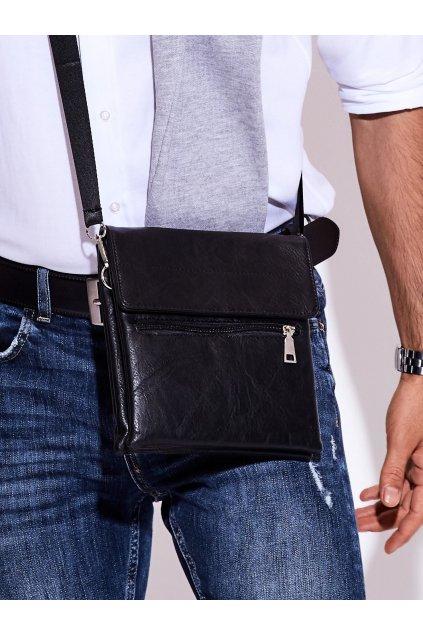 Pánska kabelka čierna kód CE-TR-SF1710.63