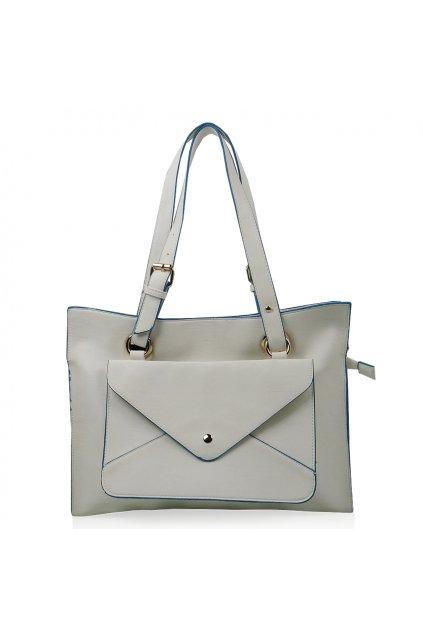 Biela kabelka Just Glamour