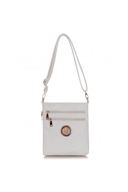Crossbody kabelka Amber biela LS00369