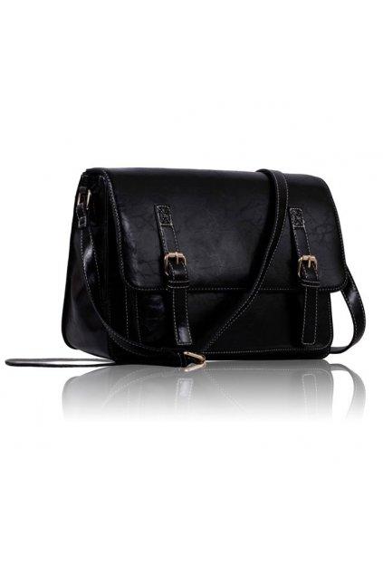 Crossbody kabelka Blanch čierna LS00127